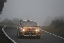 MOTORSPORT - WORLD RALLY CHAMPIONSHIP 2010 - RALLY RACC CATALUNYA COSTA DAURADA / RALLY DE ESPANA / RALLYE D'ESPAGNE - SALOU (SPA) - 21 TO 24/10/10 - PHOTO : FRANCOIS BAUDIN / DPPI -  LOEB SEBASTIEN (FRA) / ELENA DANIEL (MON) - CITROËN C4 WRC - CITROËN TOTAL WRT - ACTION