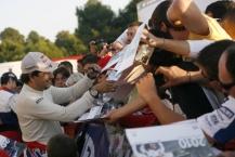 MOTORSPORT - WORLD RALLY CHAMPIONSHIP 2010 - RALLY RACC CATALUNYA COSTA DAURADA / RALLY DE ESPANA / RALLYE D'ESPAGNE - SALOU (SPA) - 21 TO 24/10/10 - PHOTO : BASTIEN BAUDIN / DPPI -   ELENA DANIEL (MON) - CITROËN C4 WRC - CITROËN TOTAL WRT - AMBIANCE