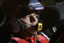 MOTORSPORT - WORLD RALLY CHAMPIONSHIP 2010 - RALLY RACC CATALUNYA COSTA DAURADA / RALLY DE ESPANA / RALLYE D'ESPAGNE - SALOU (SPA) - 21 TO 24/10/10 - PHOTO : FRANCOIS ET BASTIEN BAUDIN  / DPPI -  LOEB SEBASTIEN (FRA) / ELENA DANIEL (MON) - CITROËN C4 WRC - CITROËN TOTAL WRT - ACTION
