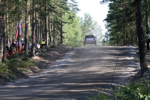 RALLY CHAMPIONSHIP 2011 - FINLAND RALLY / RALLYE DE FINLANDE - JYVASKYLA (FIN) - 29 TO 31/07/2011 - PHOTO: BASTIEN BAUDIN / DPPI -  01 SEBASTIEN LOEB (FRA) / DANIEL ELENA (MCO) - CITROËN DS3 WRC - CITROËN TOTAL WRT - ACTION