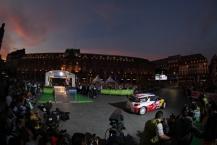 MOTORSPORT - WORLD RALLY CHAMPIONSHIP 2011 - RALLYE DE FRANCE / ALSACE  - STRASBOURG (FRA) - 29/09 TO 02/10/2011 - PHOTO : FRANCOIS BAUDIN / DPPI - 01 SEBASTIEN LOEB (FRA) / DANIEL ELENA (MCO) - CITROËN DS3 WRC - CITROËN TOTAL WRT - ACTION