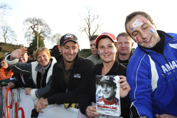 MOTORSPORT - WORLD RALLY CHAMPIONSHIP 2011 - WALES RALLY GB / RALLYE DE GRANDE-BRETAGNE - CARDIFF (GBR) - 10 TO 13/11/2011 - PHOTO : FRANCOIS BAUDIN / DPPI - AMBIANCE