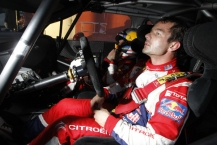 MOTORSPORT - WORLD RALLY CHAMPIONSHIP 2011 - RALLY SWEDEN / RALLYE DE SUEDE - 10 TO 13/02/2011 - KARLSTAD (SWE) - PHOTO : FRANCOIS BAUDIN /  DPPI -  LOEB SEBASTIEN - CITROEN DS3 WRC - CITROEN RACING WORLD RALLY TEAM - AMBIANCE PORTRAIT