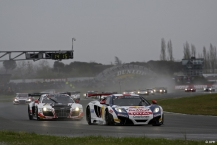 MOTORSPORT - FIA GT SERIES 2013  - NOGARO (FRA) - 30/03 TO 01/04/2013 - PHOTO : FRANCOIS FLAMAND  / DPPI  09 SEBASTIEN LOEB / ALVARO PARENTE PRO SÉBASTIEN LOEB RACING MCLAREN MP4-12C GT3 -  ACTION