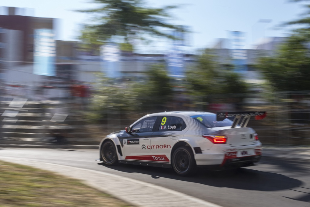 09 LOEB Sebastien (fra) Citroen C Elysee team Citroen racing action during the 2015 FIA WTCC World Touring Car Championship race of Portugal, Vila Real from July 10th to 12th 2015. Photo Jean Michel Le Meur / DPPI.