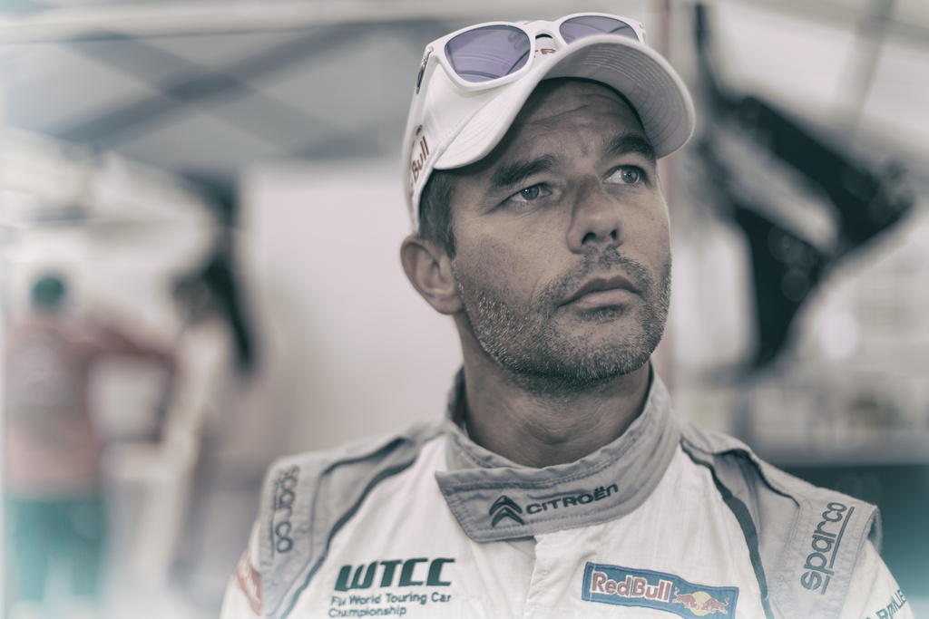 LOEB Sebastien (fra) Citroen C Elysee team Citroen racing portrait ambiance during the 2015 FIA WTCC World Touring Car Championship race of Portugal, Vila Real from July 10th to 12th 2015. Photo Jean Michel Le Meur / DPPI.