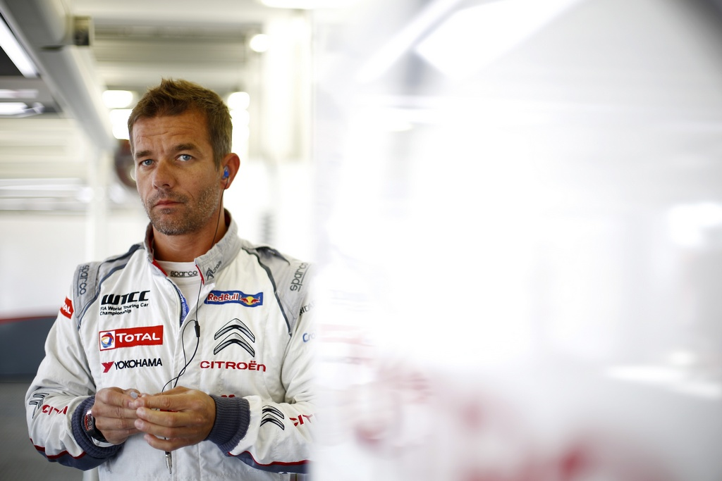 LOEB Sebastien (fra) Citroen C Elysee team Citroen racing portrait ambiance during the 2015 FIA WTCC World Touring Car Race of Moscow at Moscow Raceway, Russia from June 5th to 7th 2015. Photo Frederic Le Floch / DPPI.