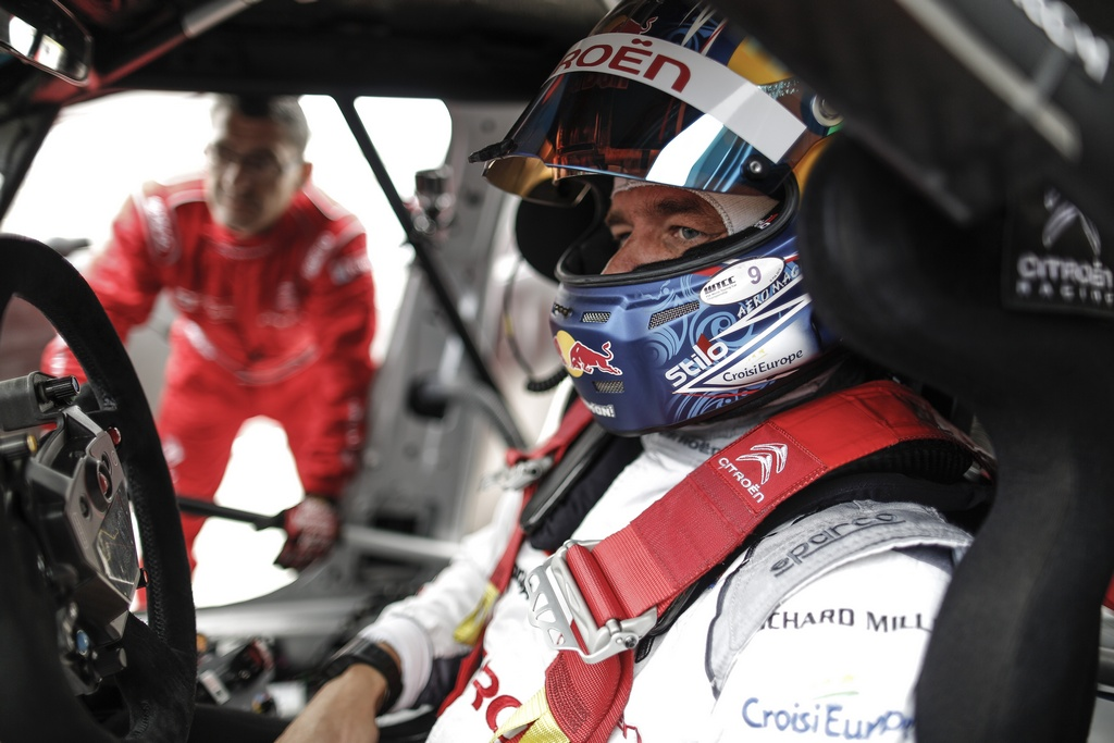 LOEB Sebastien during the 2015 FIA WTCC World Touring Car Race of Moscow at Moscow Raceway, Russia from June 5th to 7th 2015. Photo Antonin Grenier / DPPI.