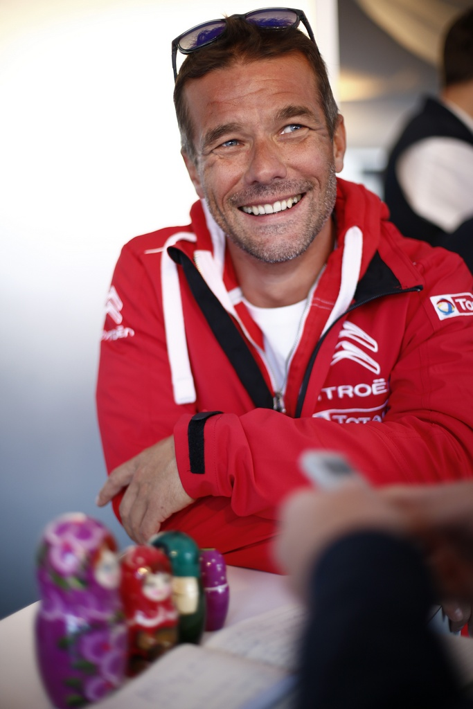 LOEB Sebastien (fra) Citroen C Elysee team Citroen racing portrait ambianceHappy Hour WTCC Club    during the 2015 FIA WTCC World Touring Car Race of Moscow at Moscow Raceway, Russia from June 5th to 7th 2015. Photo Frederic Le Floch / DPPI.