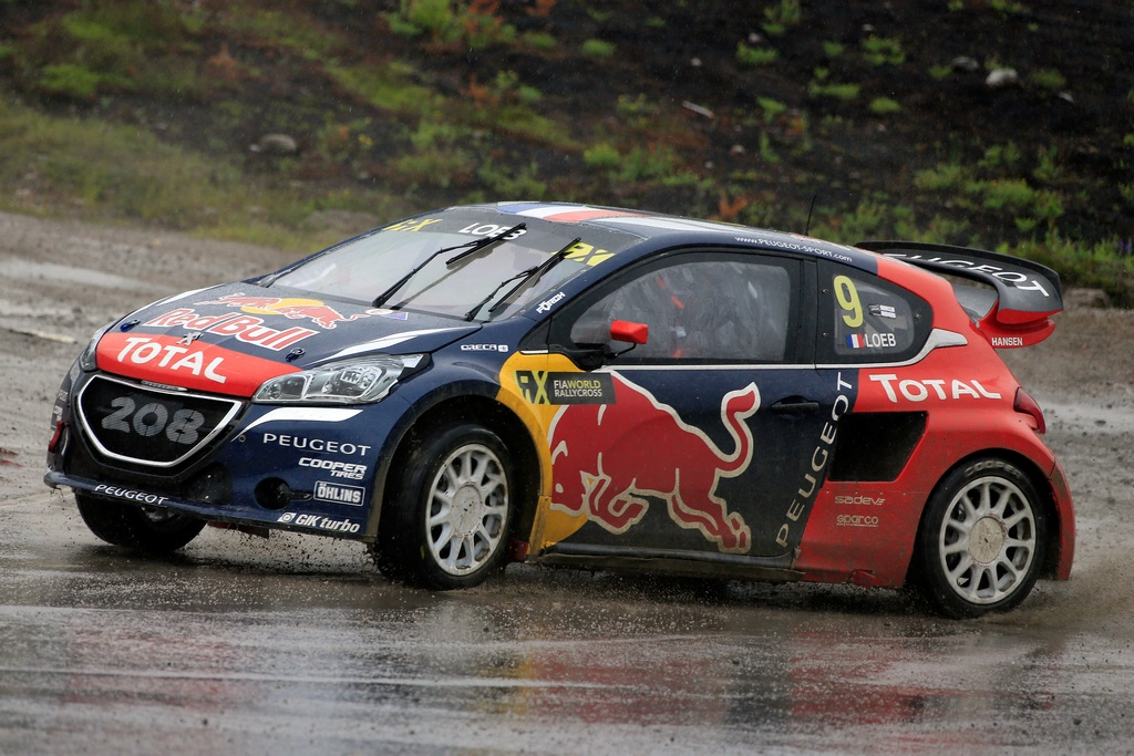 MOTORSPORT : SWEDEN - HOLJES -  WRX - 01/07/2016 TO 03/07/2016