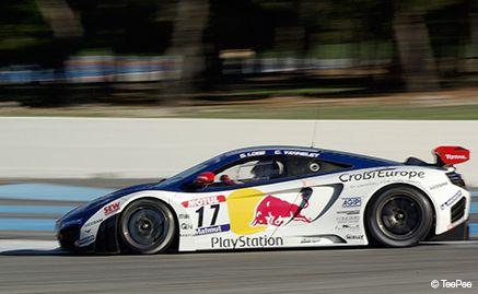 Sébastien Loeb dévoile son programme sur circuit