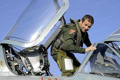Baptême en Mirage 2000 !
