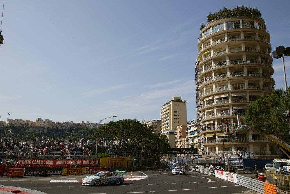 Sébastien Loeb à Barcelone et Monaco en Porsche Supercup !