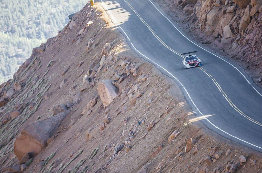 Pikes Peak : Dans le vif du sujet !