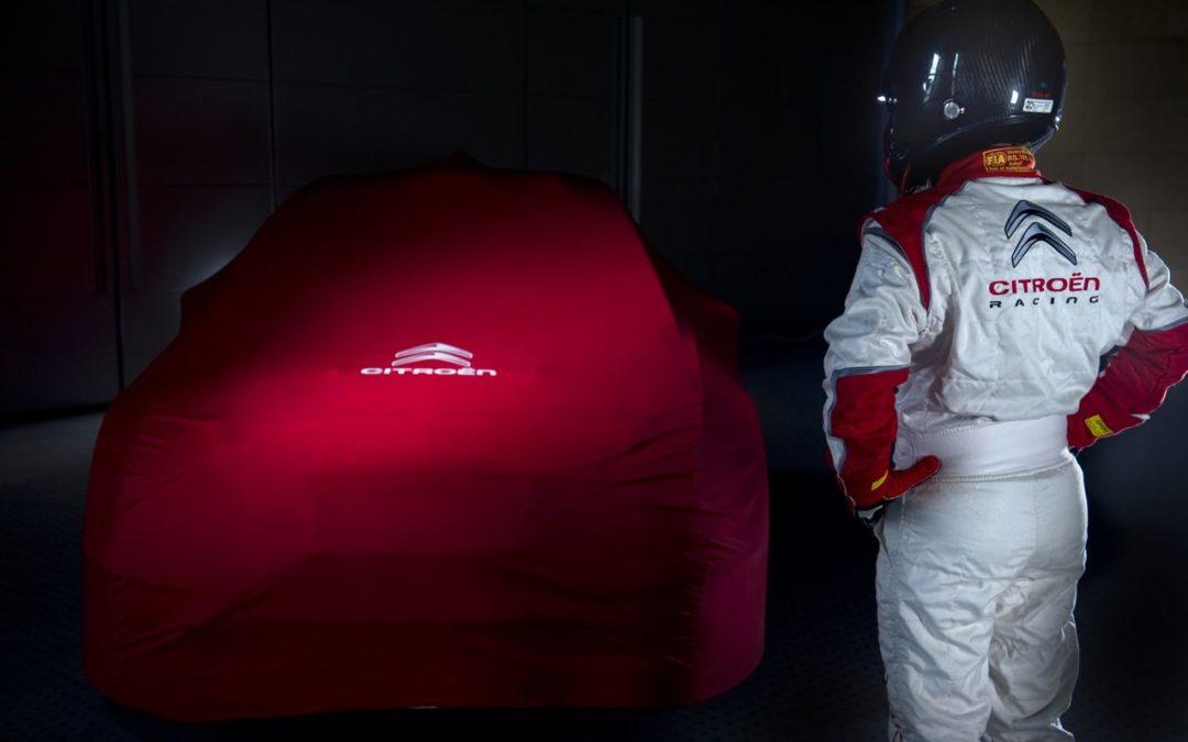 Citroën à l'assaut du FIA WTCC avec Sébastien Loeb en 2014