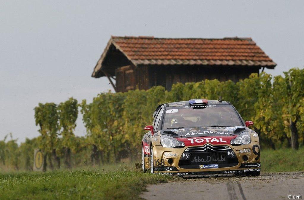 Rallye de France-Alsace, Etape 2 : « Rien n'est joué ! »