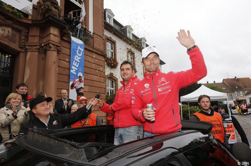 Rallye de France-Alsace : La fin d'un chapitre, le début d'un autre…