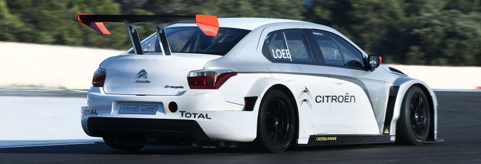 Présentation «live» des programmes 2014 de Citroën Racing !