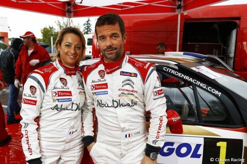 En famille au Rallye Epernay-Vins de Champagne !