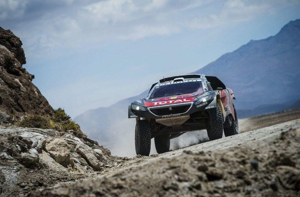 « Mon premier Dakar avec la Peugeot 2008 DKR… »