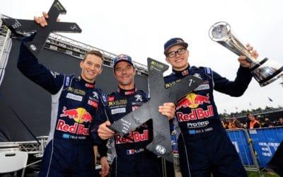 Lettonie : « Ma première victoire en World RX ! »