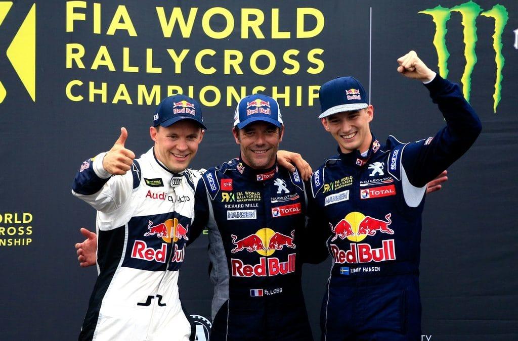World RX 2016 : « J'ai fait le bon choix de venir dans cette discipline »