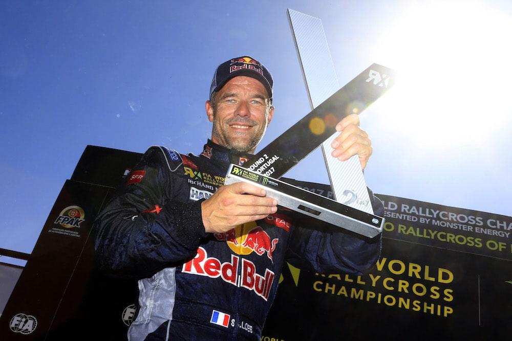 RX Montalegre : Sébastien Loeb décroche une 2ème place prometteuse !