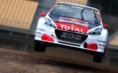 Rallycross de Barcelone : Pas le départ espéré pour Sébastien Loeb