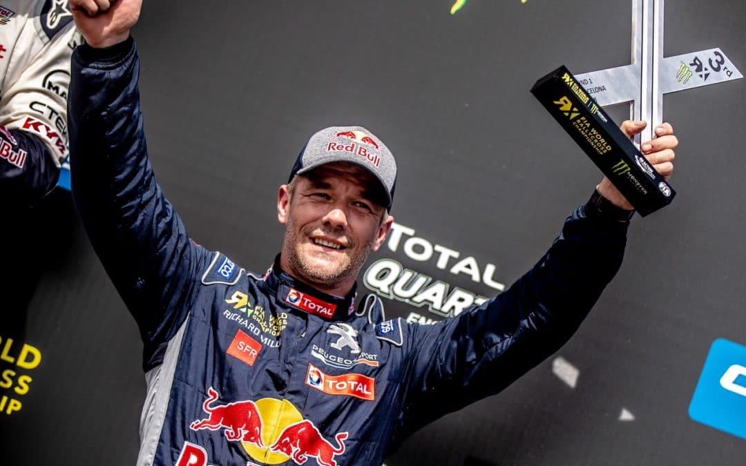 Rallycross d'Espagne : « Une entame rocambolesque ! »