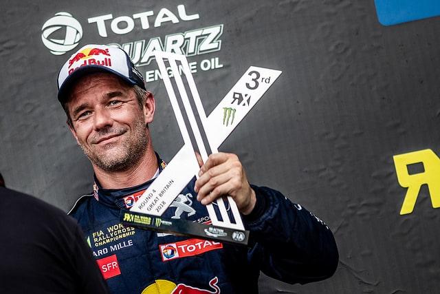Rallycross de Grande-Bretagne (4/12) : « Puissance 4 ! »