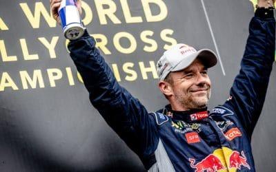 Rallycross de Belgique (3/12) : « Une victoire une fois ! »