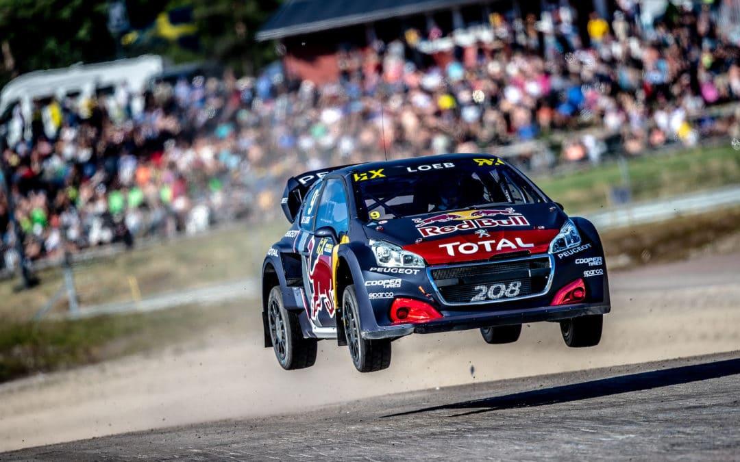 Rallycross de Suède (6/12) : « Bis repetita … »