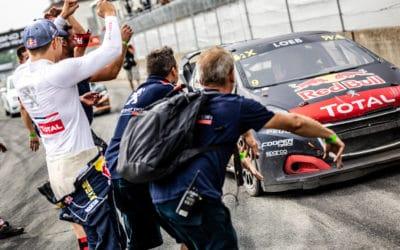 Rallycross du Canada (7/12) : « Le Rallycross ? Des montagnes russes ! »