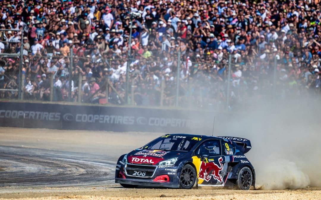 Rallycross de France (8/12) : « Une ambiance incroyable !  »