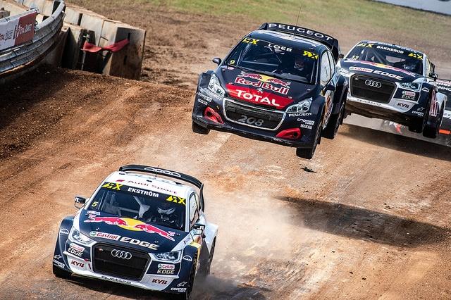 Rallycross des Etats-Unis (10/12) : « Pas encore le rêve américain ! »
