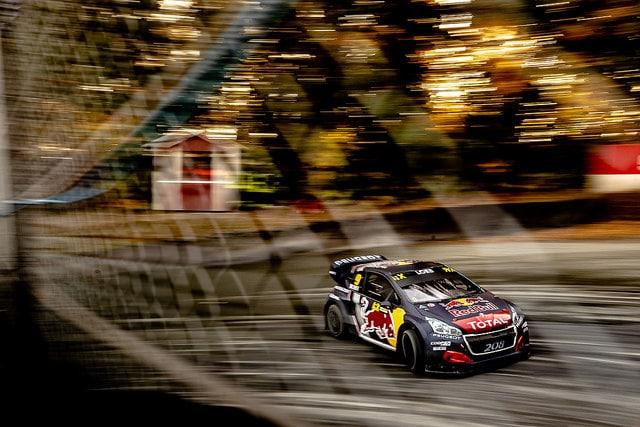 Rallycross d'Allemagne (11/12) : « On doit être les maîtres du jeu ! »