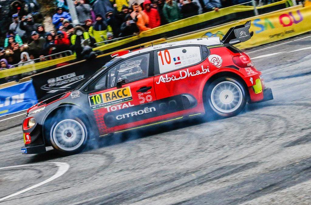 Rallye d'Espagne : « Je rêvais de gagner ! »