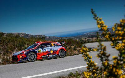 Tour de Corse 2019 : « Mon côté optimiste l'emporte, il y a du positif à tirer de ce Tour de Corse ! »