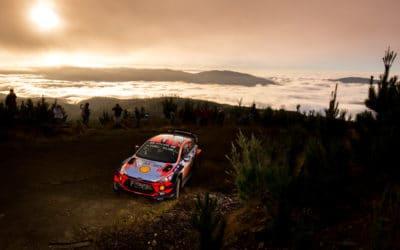 Rallye du Chili : « C'est bon d'être dans le match ! »
