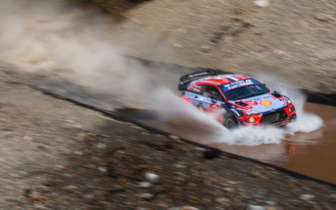 Rallye de Turquie 2020